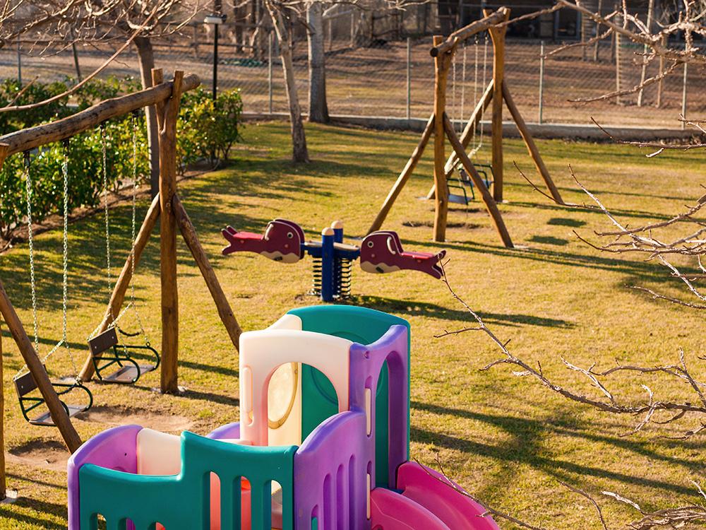 Εξωτερικοί Χώροι και Εγκαταστάσεις Παιδικού Σταθμού ΠΑΙΔΙΚΟΡΑΜΑ - Πανόραμα Θεσσαλονίκης