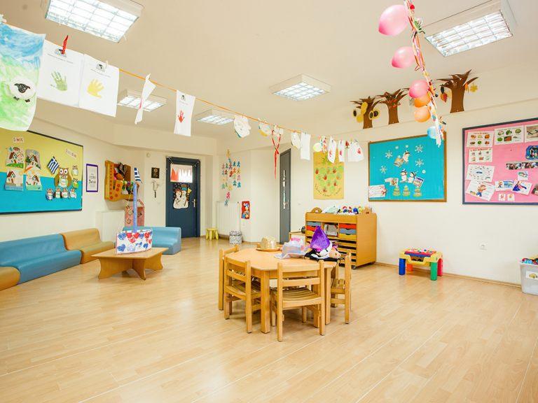 Αίθουσα Διδασκαλίας Παιδικού Σταθμού ΠΑΙΔΙΚΟΡΑΜΑ - Πανόραμα Θεσσαλονίκης