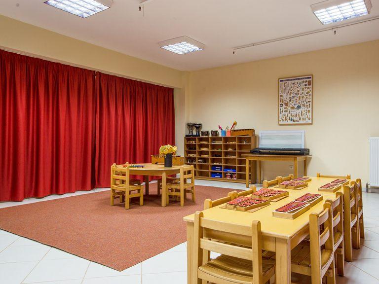 Αίθουσα Παιδικού Σταθμού ΠΑΙΔΙΚΟΡΑΜΑ - Πανόραμα Θεσσαλονίκης